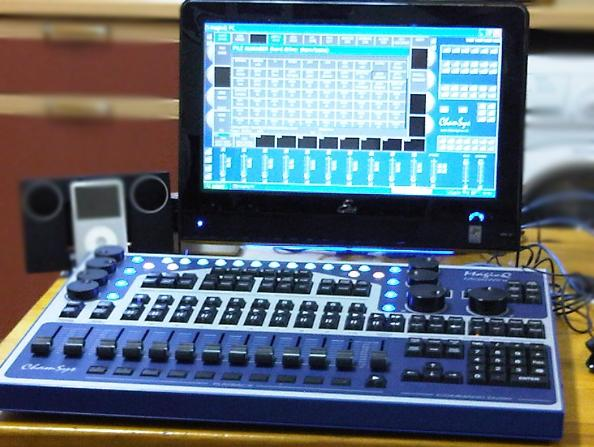 & Lighting Desk Hire - Chamsys u0026 Avolites